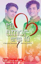 Mi amor eres tú - Spin Off Aristemo by unicorniomedioazul