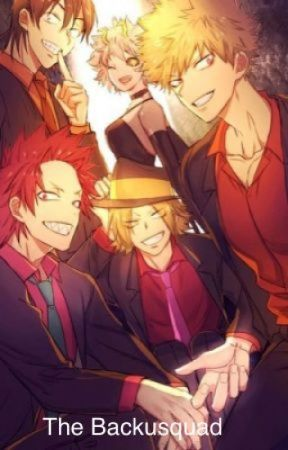 The Backusquad (Villain Denki Kaminari x reader) - Part 6 - Wattpad
