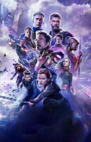 Avengers: New generation of heroes