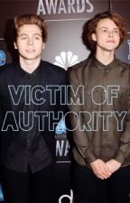 Victim of Authority - Lashton by twopaperairplanes