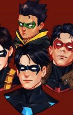 Batfam X reader by batfamprincess