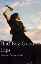 bad boy good lips// H.S by pancakeclifford