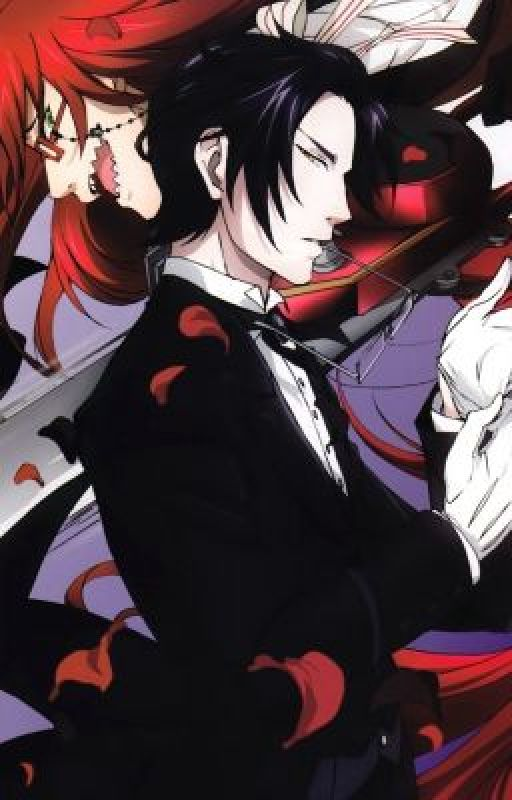 {Black Butler} The Spider's Idle Life (Claude Faustus) by UBetcha