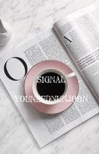 Signal || KPOP AF by YouNeedNunJoon