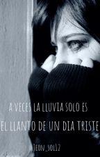 Mi triste historia de amor by Sol__12