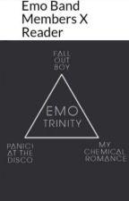 Emo band members x reader  by MagicalPunkRock