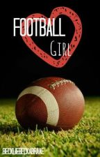 Football Girl by BecklieBeckaBraae