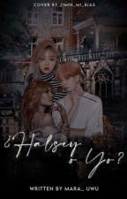 Imagina Con Jimin (bts)¿Halsey o yo?  by MaraxUWU