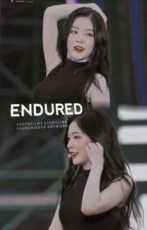 endured ¦ blackvelvet by sooyafilms