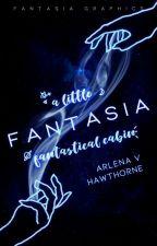 Fantasia -- a little fantastical cabin || Miscellaneous by Huntrezz54