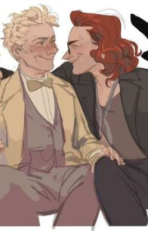 Aziraphale x Crowley Good Omens - Asshole - Wattpad