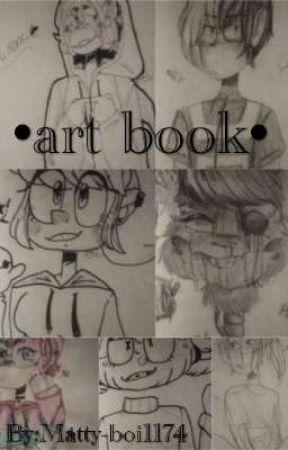 Art Book by Matty-boi1174