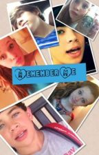 Remember Me--Hayes Grier-- by marissagouldfish