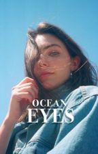 OCEAN EYES   ǝʌoɹɓɹɐɥ ʎllıq by bexchh