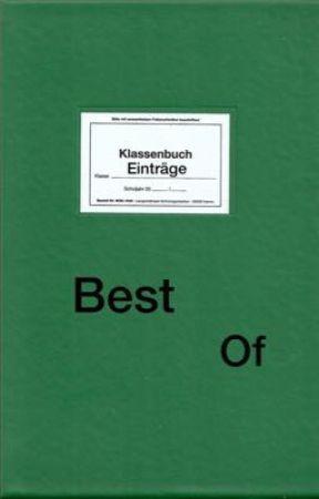 Klassenbucheinträge by kingjay87