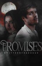 ✓   PROMISES, isaac lahey by hazuuuh