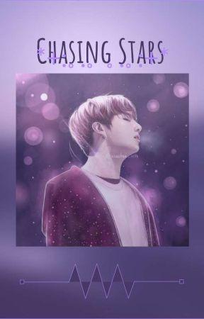 Chasing Stars .・゜゜・ by adorablekooks