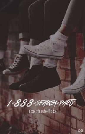 1-888-search-party by CxctusFeilds