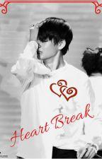 Mending a broken heart by EungiChew