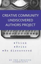 CREATIVE COMMUNITY UNDISCOVERED AUTHORS PROJECT  by Authorsy