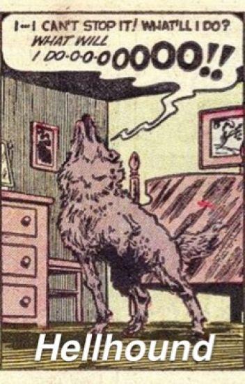hellhound - k. m. [klaus | the originals]