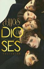 HIJOS DE DIOSES by yesivel50