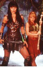 Xena:Warrior Princess/ The Spear Of Light by ShirleyWashburn