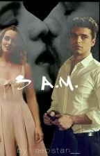 3 A.M. || S. STAN  by silverxstories