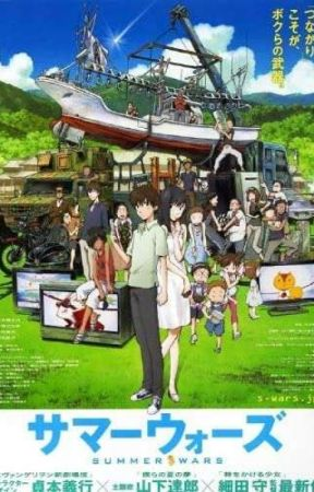 """Andrew and Android Review """"Summer Wars"""" by AndrewLaVoice"""