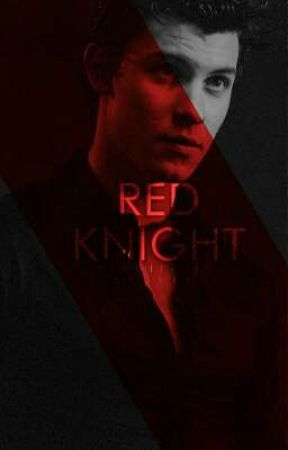 RED KNIGHT ♞ SHAWN M. by -Lou_And_I-
