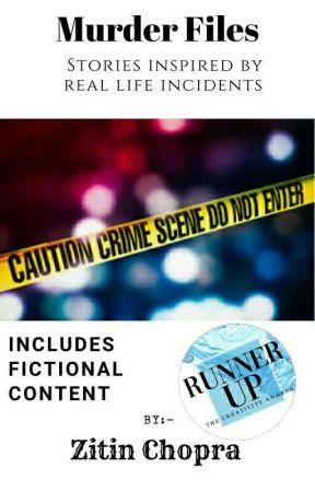 Murder Files by ZitinChopra