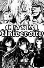 Crystal University by Phraesthen