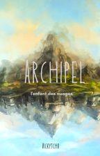 Archipel, l'enfant des nuages by Vickytchii