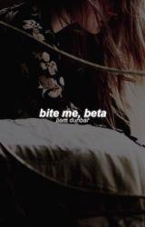 bite me, beta » liam dunbar by nygwobblepot