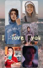 I love you - rim of the world  by jjhxuwu