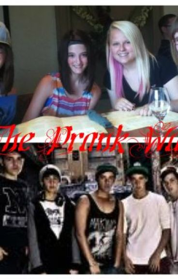 The Prank Wars. {Janoskians Fanfiction on Hold} by JocelynAndHanna