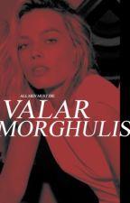 valar morghulis, jorah mormont  by bihoegraphy