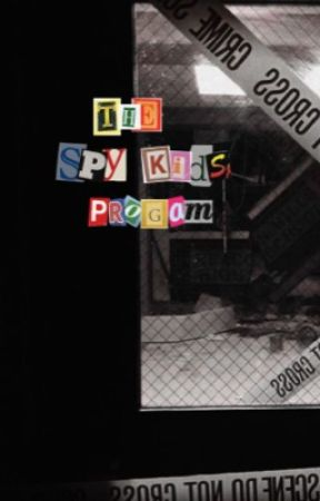 THE SPY KIDS PROGRAM. ── brooklyn nine-nine by voidboris