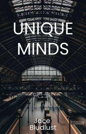 Unique Minds by Jace-Bludlust