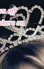 Crown off Sneakers on by kissmehleo