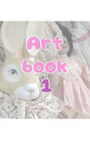 Art Book 1 by PastelRose223