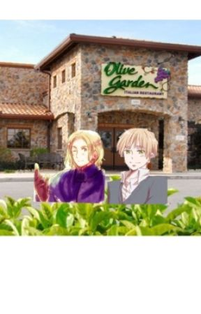 Operation: Olive Garden [A FrUk Fanfiction] by Hetaweebs