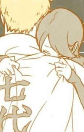 Lo salvaré ( Sarada x Naruto ). by AinzOoalGown01