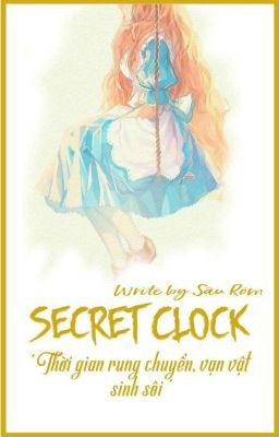  Tuyển  Secret Clock.