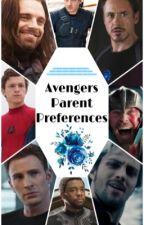 Avengers Parent Preferences by JamieRogers2406