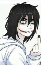Just my type | Jeff the killer x reader  by CreepypastaGirl_2000