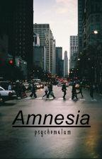 [TAS IV] : Amnesia ➳ l.h. by psychomalum