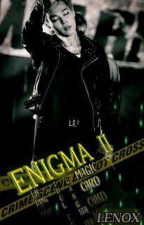 Enigma II : Magic Card by parkscript