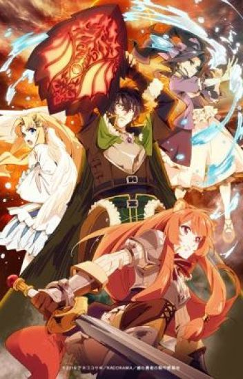 rise of the fifth hero (the rising of the shield hero x rwby)