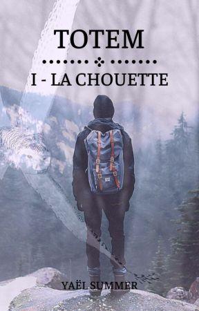 Totem (BxB) - Tome 1: La Chouette by YaelSummer66